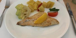 A Spanish restaurant run by a Greek: Restaurant Bodega Prado (15. May 2019)