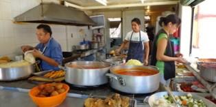 15. August 2012: Street Restaurant Picadillo