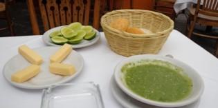 18. August 2012: Restaurant Casa Bell