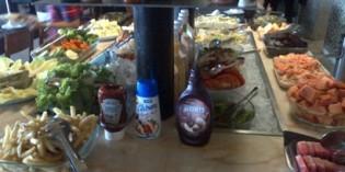 23. August 2012: Restaurant Caipirinha Churrasceria