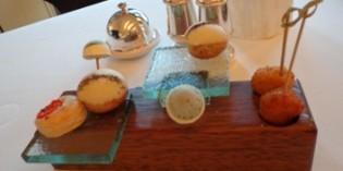 25. August 2012: Restaurant Carolina