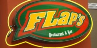 18. December 2009: Restaurant Flap's