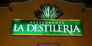 22. December 2009: Restaurant La Destileria