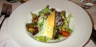 27. October 2012: Restaurant Brasserie Flora