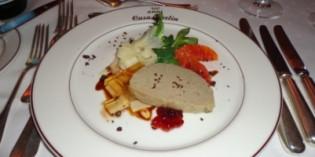 23. March 2013: Restaurant Casa Ferlin