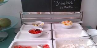 13. March 2014: Restaurant @ Hotel Mauritzhof