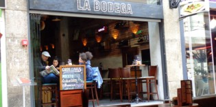 1. June 2014: La Bodega Bar