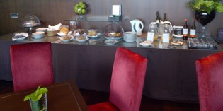 22. June 2014: Executive Club Lounge @ Sheraton Porto