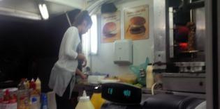 6. September 2014: The Burger Waggon @ K Urban Beach Club