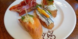 13. September 2014: Restaurant Sagardi
