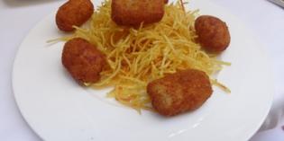 14. September 2014: Restaurant Taberna Alkázar