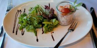 14. October 2014: Restaurant George