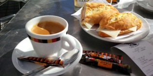 18. October 2014: Café Zurich