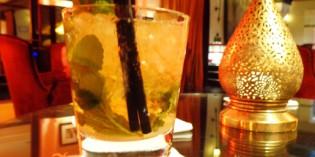 31. December 2014: Le Bar Italien – La Mamounia