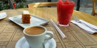 2. February 2015: Masa 81 Café