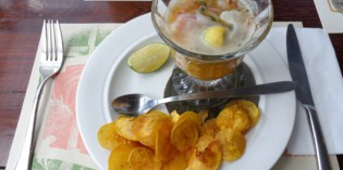 2. February 2015: Restaurant Mercado – Sabor Local