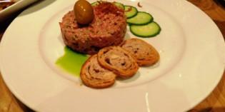 3. February 2015: Restaurant Harry Sasson