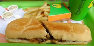 11. February 2015: Sandwich Qbano Palmira @ Llanogrande Plaza