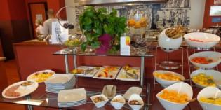 13. February 2015: Restaurant La Chimenea @ Sheraton Bogotá