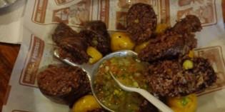 13. February 2015: Restaurant Sopas de Mamá y Postres de la Abuela