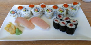 18. February 2015: Restaurant Kado Sushi