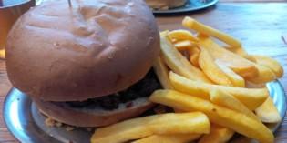 25. March 2015: Restaurant Better Burger Company