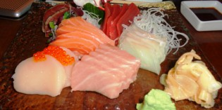 25. April 2015: Restaurant Alex Sushi