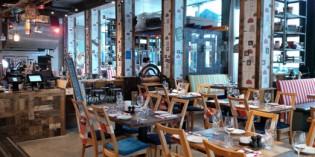 25. April 2015: Restaurant Stormkjøkkenet