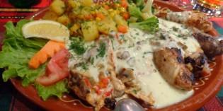 2. May 2015: Restaurant Vodenitzata