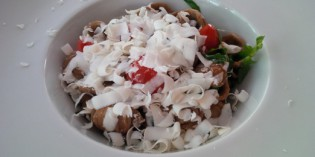 30. August 2015: Restaurant Cantina della Vetra