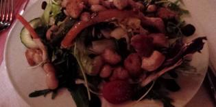 13. January 2016: Restaurant Santa Lucia