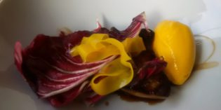 Lovely flavour combinations – not fully satisfactory though: Restaurant Pure White (24. June 2016)