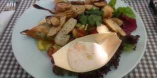 Healthy dishes with friendly service: Restaurant Juice Market (6. August 2016)