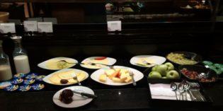 Outstanding breakfast as always: Restaurant ZEN @ The Westin Grand Munich (9. October 2016)