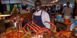 Perverted food abundance – Bubbalicious Brunch: The Westin Dubai Mina Seyahi Beach Resort & Marina (28. October 2016)