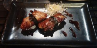 Great Japanese cuisine: Restaurant Ikibana Borne (5. December 2016)