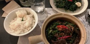 Outstanding Vietnamese dishes in cozy atmosphere: Restaurant Co Chin Chin (5. March 2017)