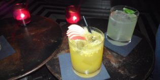 Cozy bar with very good drinks: Bonbon Bar (5. January 2017)