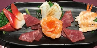 Sushi bargain – good and cheap: Restaurant Yaomi (12. March 2017)
