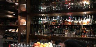 A speakeasy which isn't a speakeasy anymore: Alchemy Bar (31. May 2017)