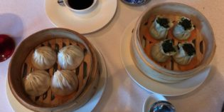 When you keep ordering, confusing the waiters: Restaurant Whampoa Club (4. June 2017)
