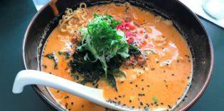 Hearty, tasty Ramen soup for lunch: Restaurant IKOO | 行こう | Japanese Noodle Soups (14. July 2017)