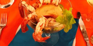 Great little place for fresh seafood: Osteria Mercede (9. September 2017)