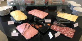 When the breakfast selection is just weak: Restaurant Sheraton @ Sheraton Salta Hotel (19. October 2017)