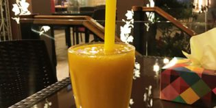Nice shisha place with great fresh fruit juice: Restaurant Warak Enab (29. December 2017)