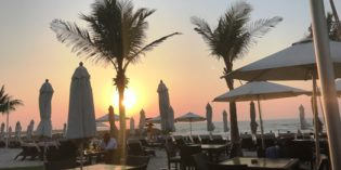 Outstanding dining experience where you would not expect it: Restaurant Bab al Bahr (9. February 2018)