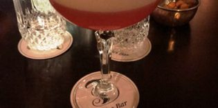 Good drinks bar in central Zurich: Tales Bar (19. May 2018)