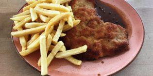 Swift lunch offering with decent food: Restaurant *hirschchen (8. November 2018)