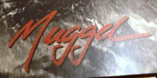 Nice bar with the best name ever: Café Muggel (4. December 2018)