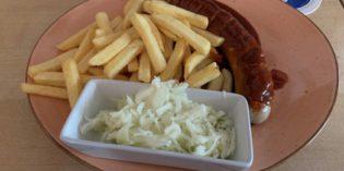 When the weekly lunch menu isn't all that amazing: Restaurant *hirschchen (5. December 2018)